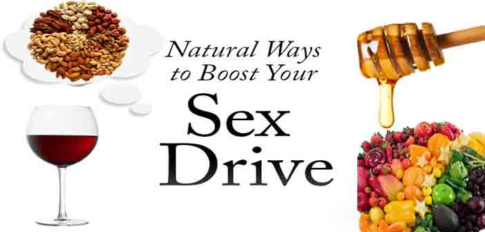 Boost drive food sex