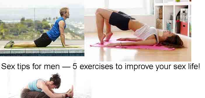5 Best Exercises To Improve Your Sex Life - Medical Daily