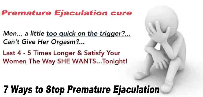How Can I Stop Early Ejaculation