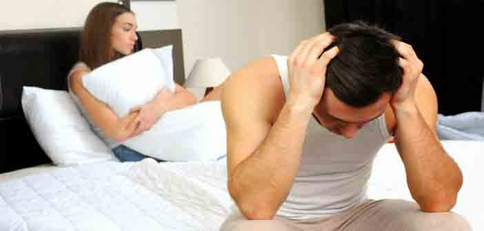 loss of sexual desire in marriage