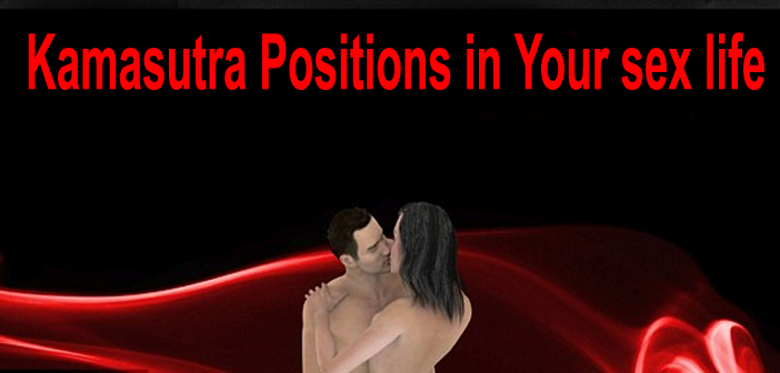 Kamasutra Positions in Men